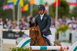 Karaevli Omer, TUR, Roso Au Crosnier<br /> Grand Prix Rolex powered by Audi <br /> CSI5* Knokke 2019<br /> © Hippo Foto - Dirk Caremans<br /> 30/06/2019