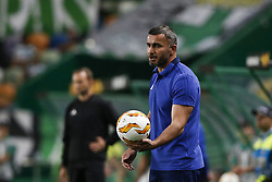 September 20, 2018 - Lisbon, Portugal - Gurban Gurbanov of Qarabag FK during Europa League 2018/19 match between Sporting CP vs Qarabagh FK, in Lisbon, on September 20, 2018. (Credit Image: © Carlos Palma/NurPhoto/ZUMA Press)