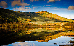 Early morning light on Loch Lubnaig, Highlands of Scotland<br /> <br /> (c) Andrew Wilson | Edinburgh Elite media