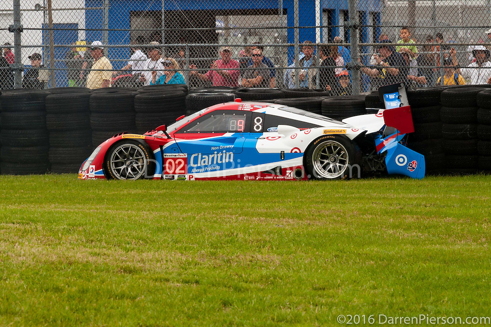 #02 Ford Chip Ganassi Racing Riley DP: Scott Dixon, Tony Kanaan, Jamie McMurray, Kyle Larson