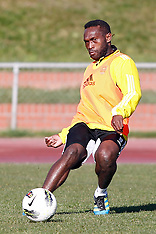 Wellington-Football, Phoenix open day training