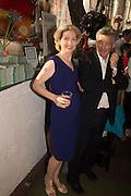 Rachel Johnson book launch of Fresh Hell, Acklam Village Market, Acklam Rd. London W10.