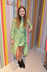 ANTONIA CLARKE at the opening party of the new Kate Spade New York store at 182 Regent Street, London on 21st April 2016.