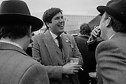 GEORGE BIRCH-REYNARDSON; ARTHUR VESTEY;  JOHNNIE BARNETT, The Cheltenham Festival Ladies Day. Cheltenham Spa. 11 March 2015