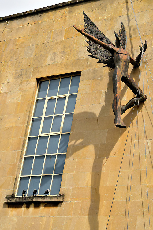 Hopefully Sculpture in Bath, England<br />