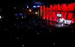 PRISTINA, KOSOVO - DECEMBER 14 - Gala otvoritev  delovanja drugega mobilnega operaterja IPKO, ki je v 67% lasti Telekoma Slovenije.