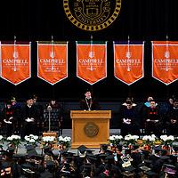 2018 May Graduation Ceremonies