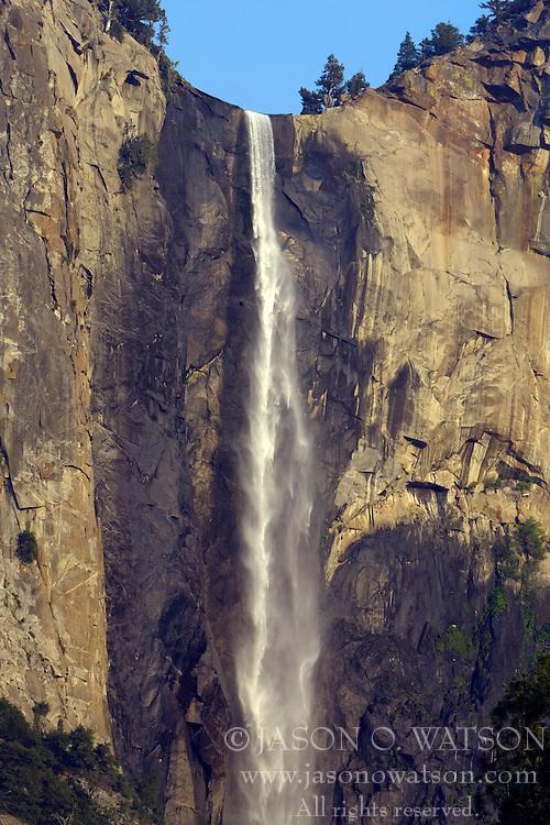Bridalveil Fall, Yosemite National Park, California, USA.