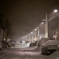 Kristiansand vinter
