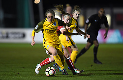 Aileen Whelan of Brighton and Hove Albion Ladies - Mandatory by-line: Paul Knight/JMP - 02/12/2017 - FOOTBALL - Stoke Gifford Stadium - Bristol, England - Bristol City Women v Brighton and Hove Albion Ladies - Continental Cup Group 2 South