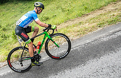 Matej Drinovec (SLO) of Slovenia during 4th Stage of 26th Tour of Slovenia 2019 cycling race between Nova Gorica and Ajdovscina (153,9 km), on June 22, 2019 in Slovenia. Photo by Vid Ponikvar / Sportida