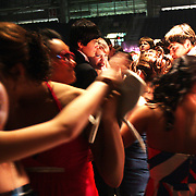Area high-schoolers dance the night away during SnoBall at the Pavilion, Dec. 6, 2008. THOMAS PATTERSON | Statesman Journal