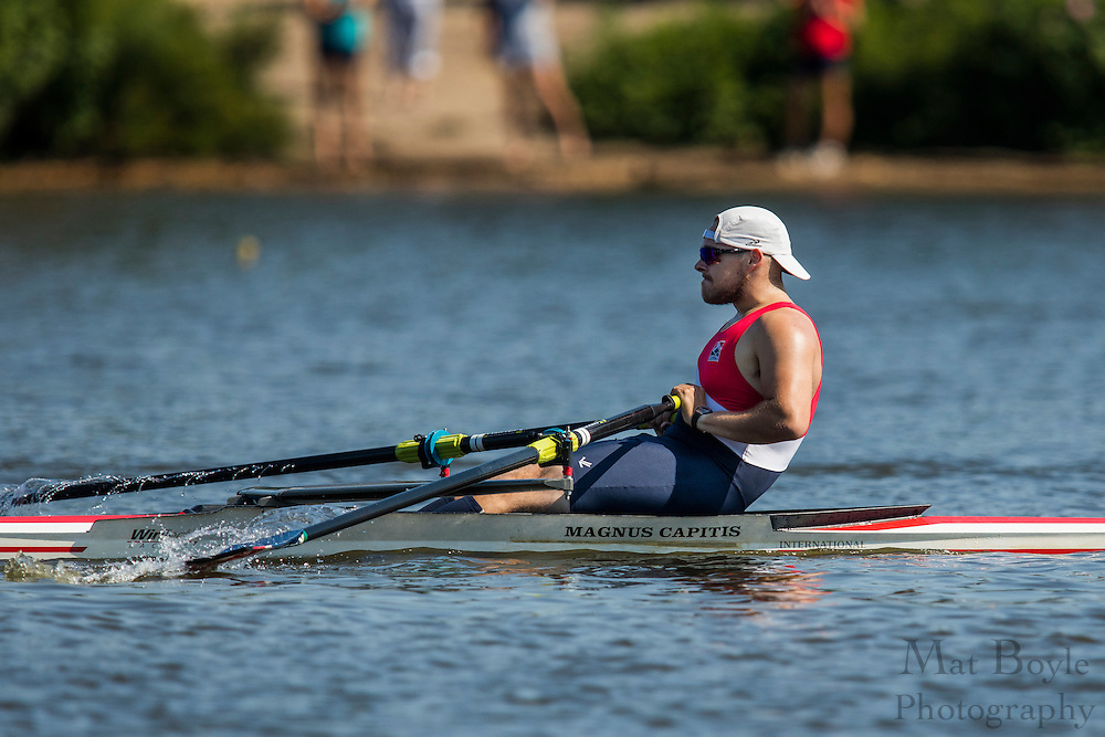 2015 US Rowing Masters National Championships at Cooper River Park in Cherry Hill, NJ on Saturday August 15, 2015. (photo / Mat Boyle)