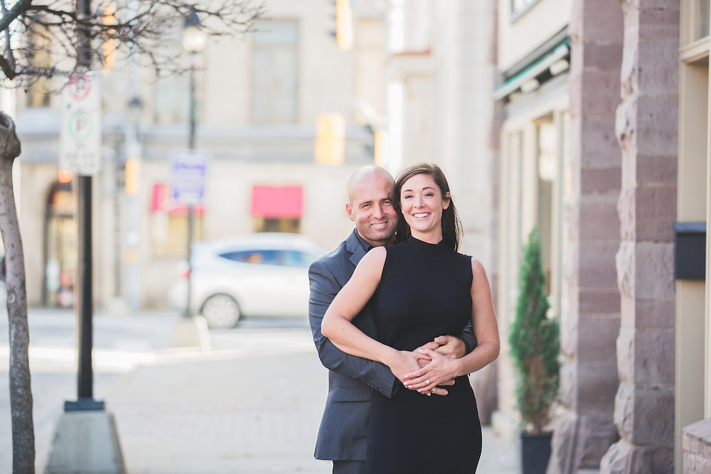 Janene & Carol's Galt Enagement Session