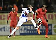 AFC Tubize v KVC Wessterlo - 30 March 2018