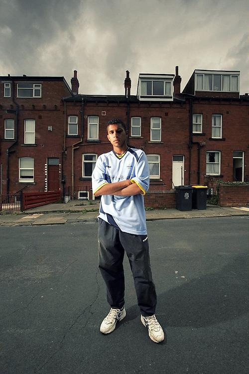 Adil Rashid - Yorkshire Cricketer - Spin Magazine