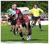 Harlequins v Gloucester. 31-8-2002. Season 2002-2003