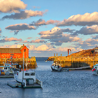 New England photography of the famous red fishing shack Motif Number One in Rockport, MA on Cape Ann at sunset. The historic landmark is known throughout New England as Motif #1, so called because it is the most often painted building in America.<br /> <br /> New England photography image artwork of Rockport Harbor and Motif #1 is available as museum quality photography prints, canvas prints, acrylic prints, wood prints or metal prints. Prints may be framed and matted to the individual liking and decorating needs: <br /> <br /> https://juergen-roth.pixels.com/featured/motif-1-rockport-massachusetts-cape-ann-juergen-roth.html<br /> <br /> Good light and happy photo making!<br /> <br /> My best,<br /> <br /> Juergen<br /> Photo Prints & Licensing: http://www.rothgalleries.com<br /> Photo Blog: http://whereintheworldisjuergen.blogspot.com<br /> Instagram: https://www.instagram.com/rothgalleries<br /> Twitter: https://twitter.com/naturefineart<br /> Facebook: https://www.facebook.com