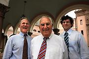 Jonathan Rothschild, (left), Lowell E. Rothschild, and Isaac D. Rothschild, attorneys with Mesch, Clark, and Rothschild.