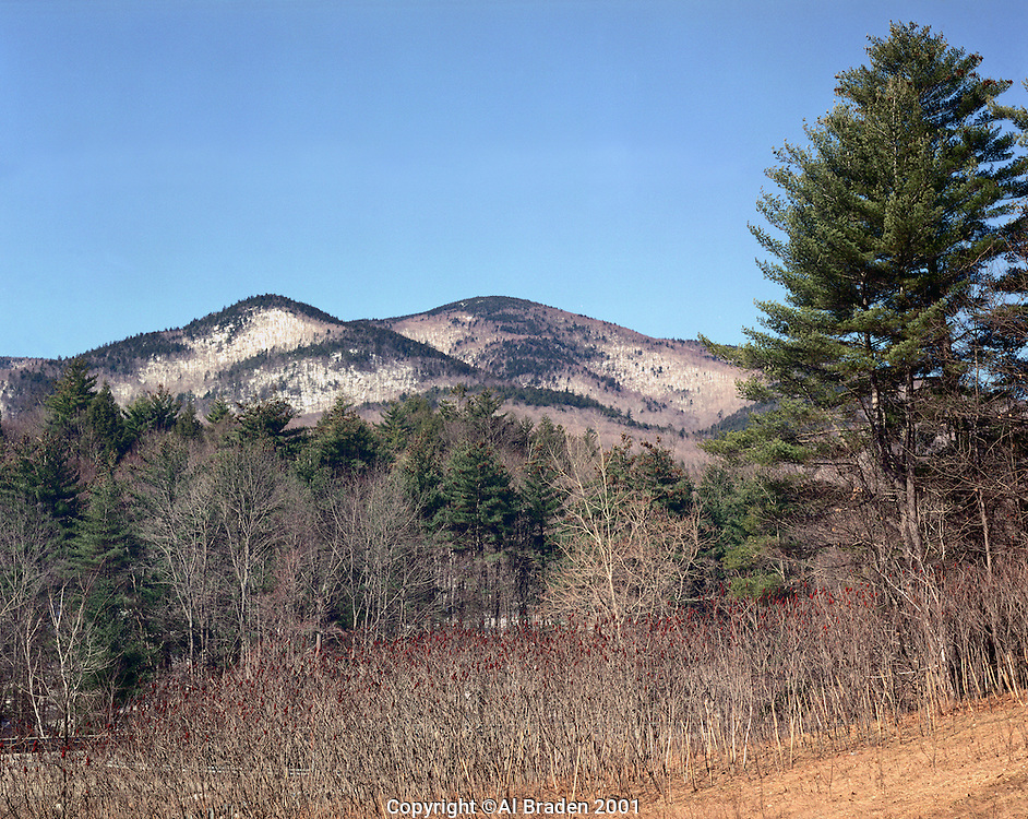 Mt. Ascutney, Vermont, Early Spring