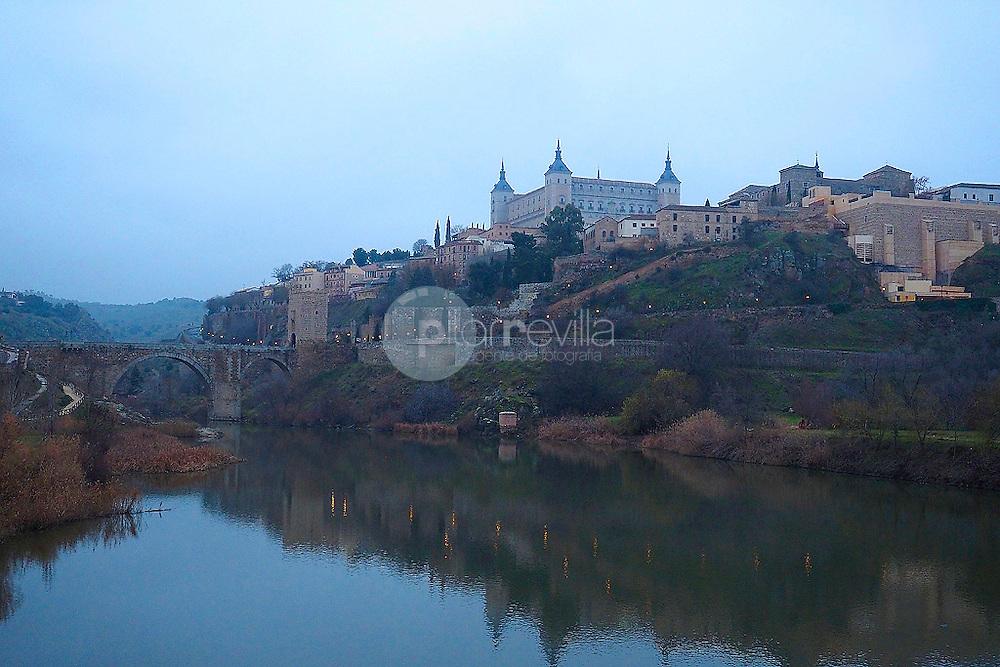 Puente de Alcantara . Toledo. España  ©Country Sessions Country Sessions / PILAR REVILLA