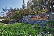 Dove Canyon Community, Orange County California