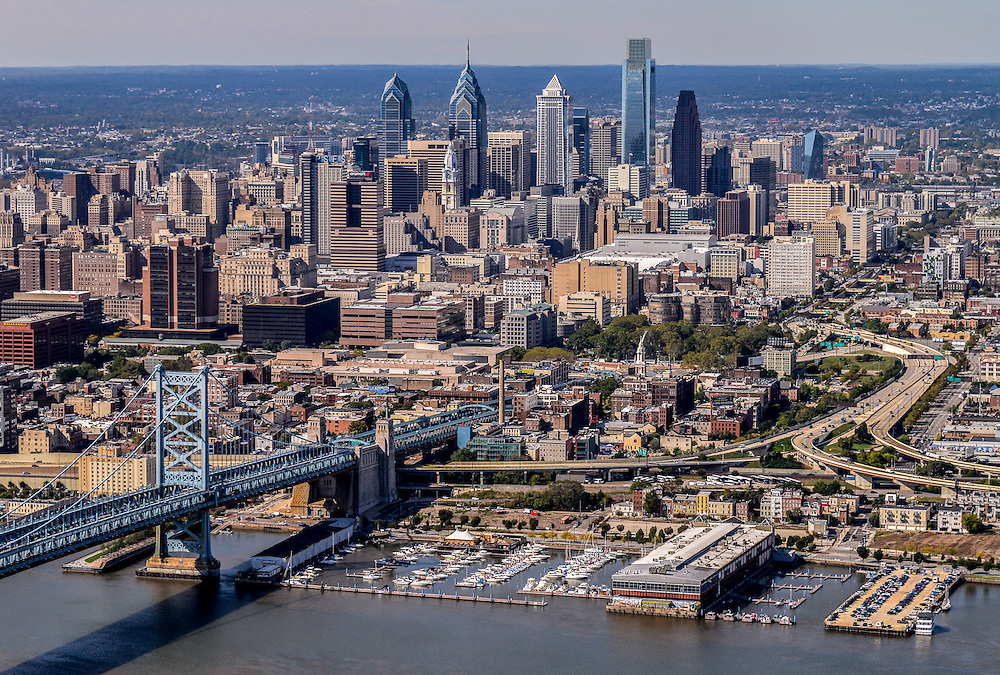 aerial Philadelphia photographer