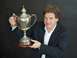 LIVERPOOL, ENGLAND - Wednesday, April 18, 2012: Tournament Director Anders Borg at the launch of the 2012 Liverpool International Tennis Tournament at the Hilton Hotel. (Pic by David Rawcliffe/Propaganda)