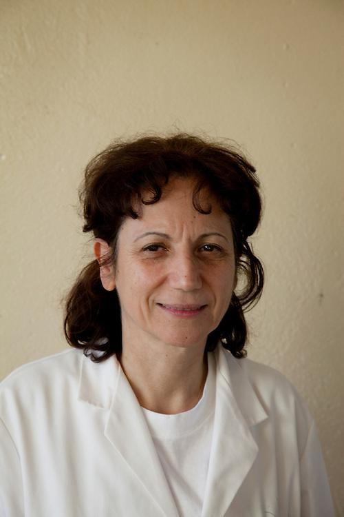 Dr Claudia. Chikuni Mission Hospital, Zambia.