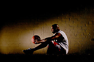 Melbourne Tigers point guard and NBL veteran Darryl McDonald pictured in Melbourne.