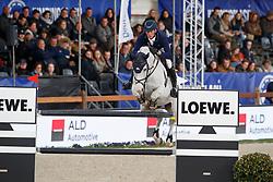 Deusser Daniel, GER, Cornet D Amour<br /> CSI5* Grand Prix<br /> Jumping Antwerpen 2017<br /> © Hippo Foto - Dirk Caremans<br /> 22/04/2017
