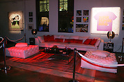 Atmosphere at the Common Celebration Capsule Line Launch with Softwear by Microsoft at Skylight Studios on December 3, 2008 in New York City..Microsoft celebrates the launch of a limited-edition capsule collection of SOFTWEAR by Microsoft graphic tees designed by Common. The t-shirt  designs. inspired by the 1980's when both Microsoft and and Hip Hop really came of age, include iconography that depicts shared principles of the technology company and the Hip Hop Star.