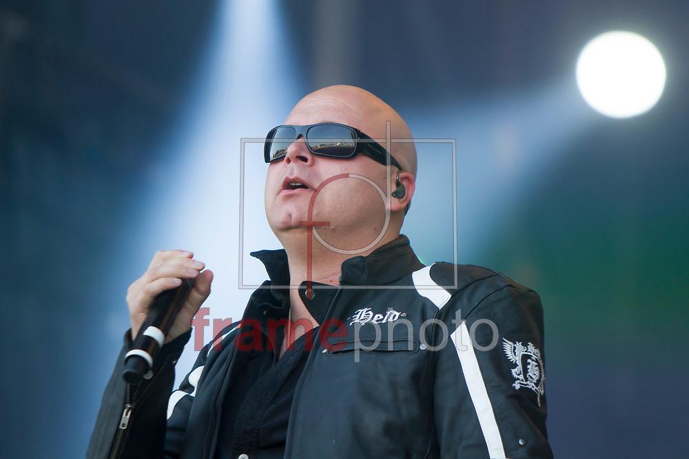 o Vocalista ex Helloween em show NOTURNALL + MICHAEL KISKE durante festival Rock in Rio 2015, realizado na Cidade do Rock, no bairro de Jacarepaguá, Rio de Janeiro, RJ. Foto: Ide Gomes / Frame