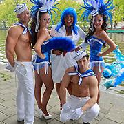 NLD/Amsterdam/20110806 - Canalpride Gaypride 2011, Patty Brard
