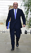 © Licensed to London News Pictures. 11/09/2012. Westminster, UK Iain Duncan Smith Work & Pensions Secretary. MP's arrive for Cabinet at number 10 Downing Street today 11/09/12. Photo credit : Stephen Simpson/LNP