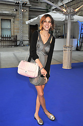ALEXA CHUNG at the Royal Academy of Arts Summer Party held at Burlington House, Piccadilly, London on 3rd June 2009.