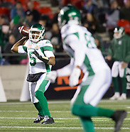 2017 CFL: Roughriders at Redblacks