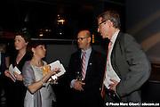 Soirée des prix d'excellence de la SQPRP, Société québécoise des professionnels en relations publiques -  Théâtre TELUS / Montreal / Canada / 2009-05-28, © Photo Marc Gibert / adecom.ca