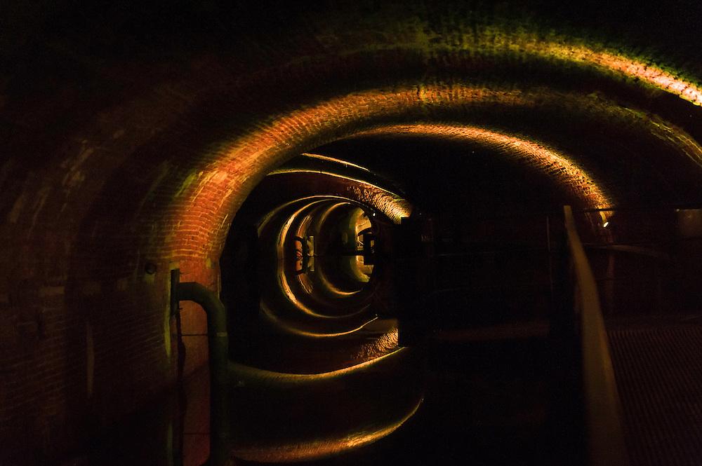 DE RUIEN ANTWERPEN<br /> Onder de stad stromen geheimen<br /> De Ruien zijn de schaduw van een steenrijk verleden boven de grond. Ruien, vlieten en vesten doorkruisten Antwerpen sinds de Middeleeuwen. Dit net van natuurlijke en uitgegraven waterwegen voorzag de stad van water en een binnenhaven.<br /> Toen de ruien overwelfde riolen werden, verdween dit unieke stukje erfgoed uit het stadsbeeld en ons geheugen.<br /> Herontdek nu dit verborgen patrimonium. Het ondergronds gangenstelsel geeft nog steeds blijk van haar boeiende en rijke geschiedenis. Een bezoek aan De Ruien, met haar oude gewelven, kanaaltjes, bruggen, riolen en sluizen, spiegelt de historische stadskern boven uw hoofd, met tal van interessante weetjes en geheimzinnige anekdotes uit een ver en recent verleden. We nemen u mee op een bevreemdende wandeling in de onderbuik van Antwerpen!