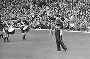 13.08.1972 Football All Ireland Senior & Minor Semi Final Kerry Vs Roscommon & Cork Vs Galway