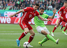 VfL Wolfsburg v Bayern Munich 29 April 2017