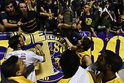 DESCRIZIONE : Torino Lega A 2015-16 Manital Torino-OpenJob Metis Varese<br /> GIOCATORE : Tifosi Manital Auxilium Torino<br /> CATEGORIA : Tifosi Pubblico Spettatori<br /> SQUADRA : Manital Auxilium Torino<br /> EVENTO : Campionato Lega A 2015-2016<br /> GARA : Manital Torino-OpenJob Metis Varese<br /> DATA : 28/02/2016<br /> SPORT : Pallacanestro<br /> AUTORE : Agenzia Ciamillo-Castoria/M.Matta<br /> Galleria : Lega Basket A 2015-2016<br /> Fotonotizia: Torino Lega A 2015-2016 Manital Torino-OpenJob Metis varese