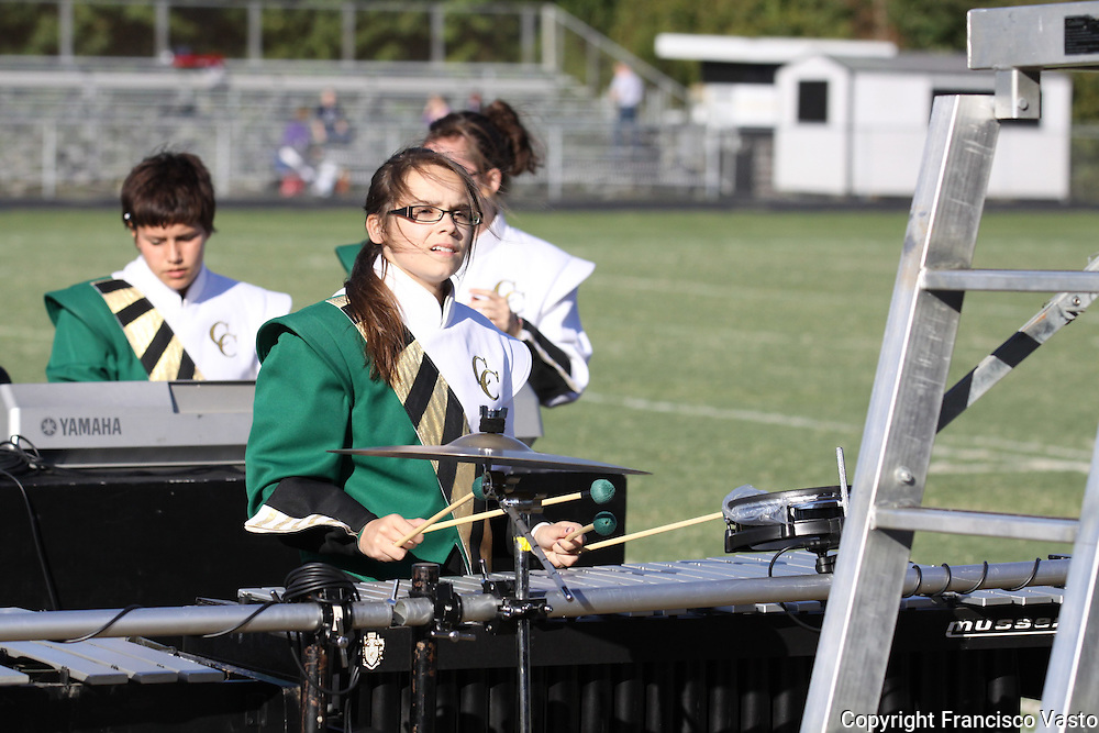Providence Cup 2011, Central Cabarrus High School, Marching Band