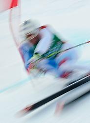 21.01.2011, Hahnenkamm, Kitzbuehel, AUT, FIS World Cup Ski Alpin, Men, Super G, im Bild // ein Feature mit einem Rennläufer // during the men super g race at the FIS Alpine skiing World cup in Kitzbuehel, EXPA Pictures © 2011, PhotoCredit: EXPA/ S. Zangrando