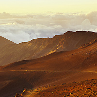 Hawaii, Maui, The Valley Island, Haleakala, Volcano, House of the Sun