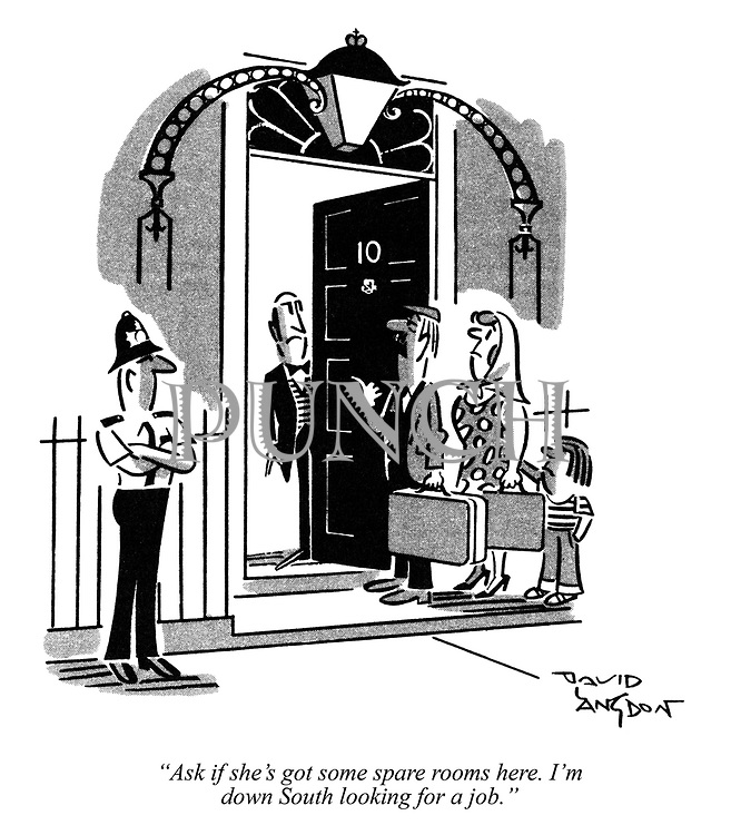 David Langdon Cartoons From Punch Magazine Punch Magazine Cartoon