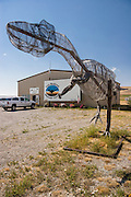 Two Medicine Dinosaur Center, Bynum