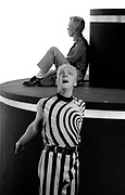 Andy Bell and Vince Clarke - Erasure 1989 Video Shoot