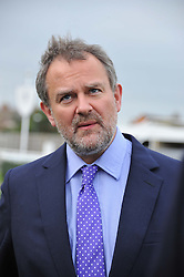 HUGH BONNEVILLE at the Hennessy Gold Cup at Newbury Racecourse, Berkshire on 26th November 2011.