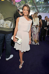RACHEL STEVENS at the 2009 Glamour Magazine Awards held in Berkeley Square, London on 2nd June 2009.